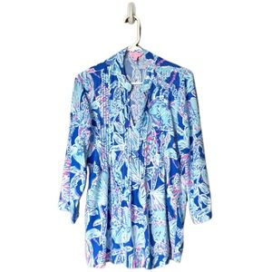 Lilly Pulitzer Blouse-c6